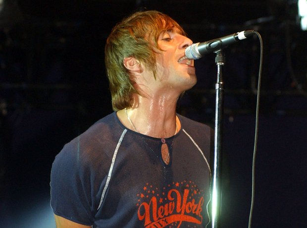 Oasis live in NY