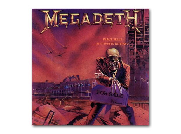 Megadeth - Peace Sells... But Who's Buying? album