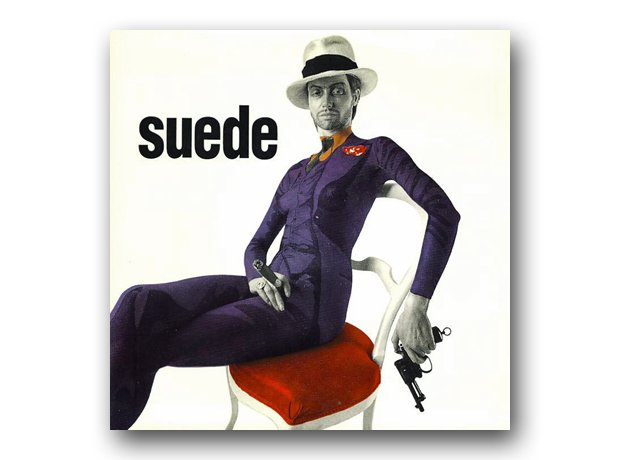 Suede - The Drowners album cover