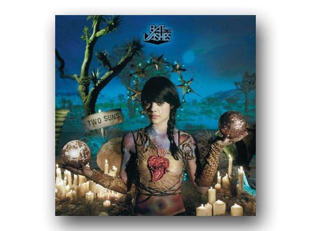 Bat For Lashes - Two Suns album cover