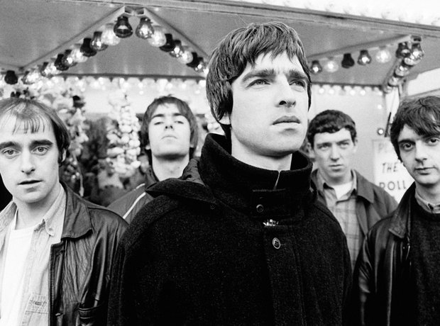 Tony McCarroll and Oasis