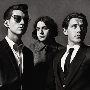 Arctic Monkeys photo: Zackery Michael