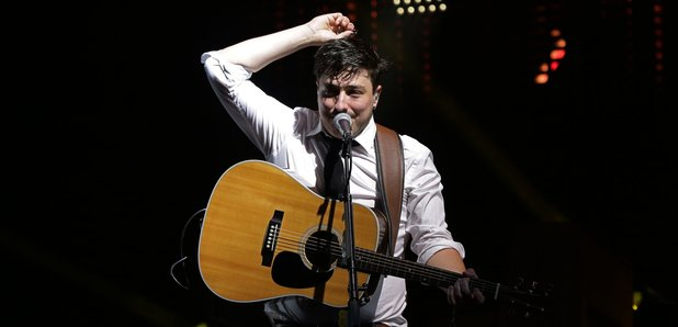 Mumford And Sons - Glastonbury 2013