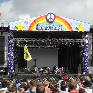 Bestival Stage