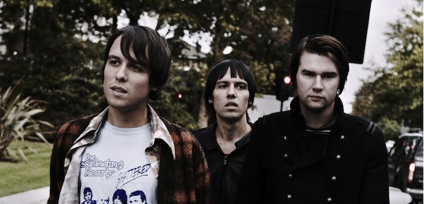 The Cribs 2012