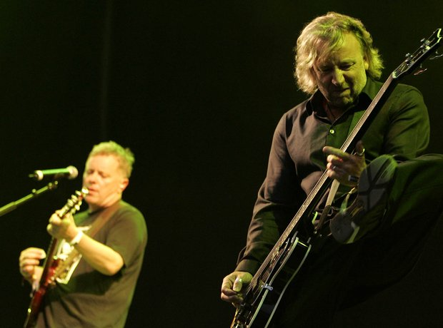 Peter Hook and New Order