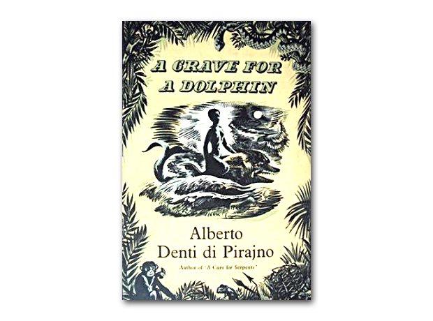 A Grave for a Dolphin, Alberto Denti di Pirajno, 1