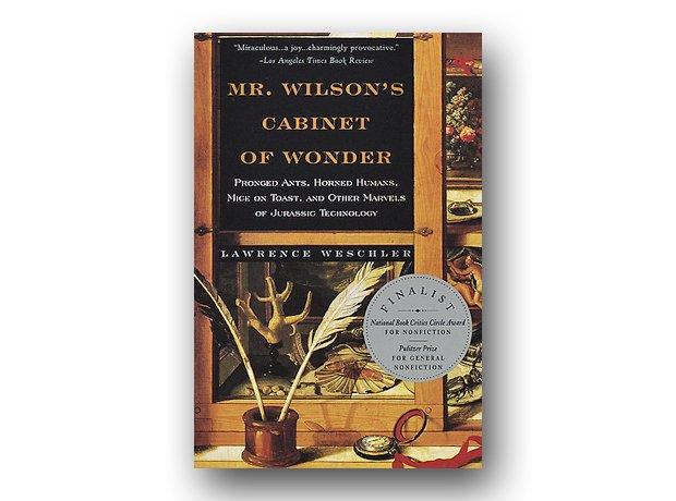 Mr. Wilson's Cabinet of Wonder, Lawrence Weschler, 1997 - The ...