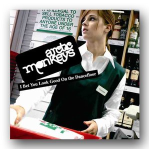 Arctic Monkeys - I Bet That You Look Good On The D