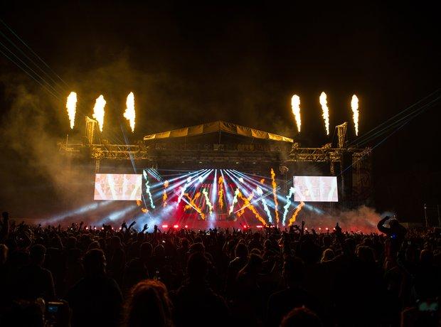 V Festival 2014 Staffordshire