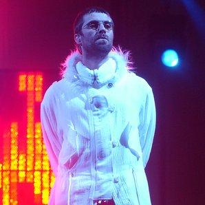 Oasis Glastonbury 2004