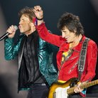 Mick Jagger & Ronnie Wood