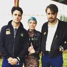 Sunta and The Vaccines at Glastonbury 2015