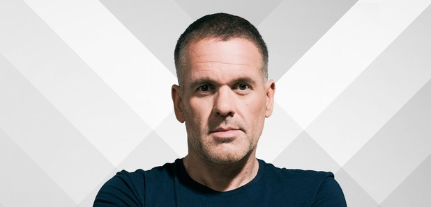 Chris Moyles Radio X Presenter Image 2048 with Bac