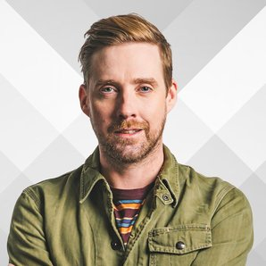 Ricky Wilson Radio X Presenter Image 2048 with Bac