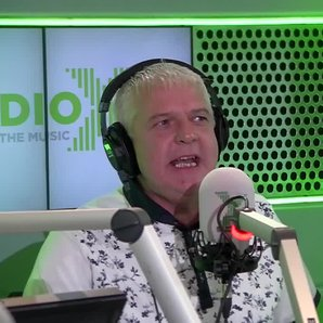 Rob DJ on The Chris Moyles Show