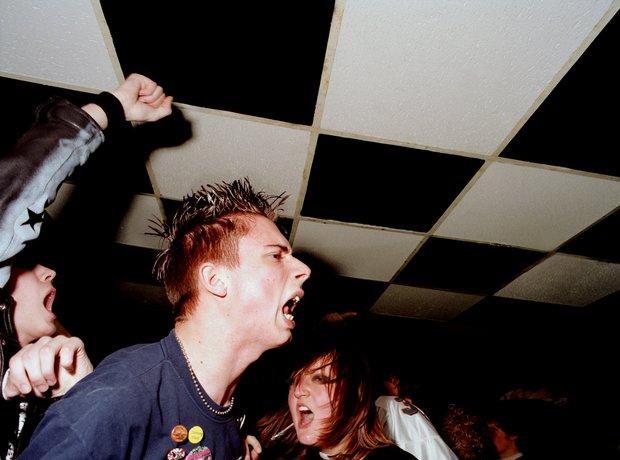 Gallery Emo Rock fans