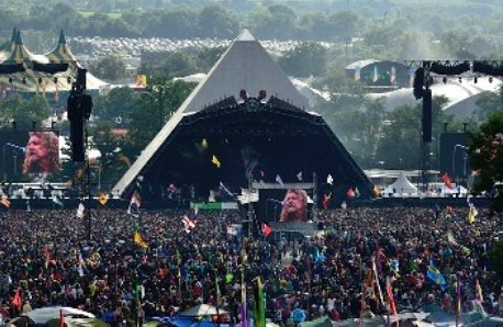 JUNE: Glastonbury Festival