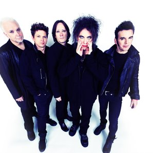 The Cure press picture