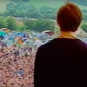 Oasis Glastonbury