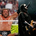 Triple H and Lemmy