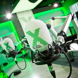 Radio X Studio