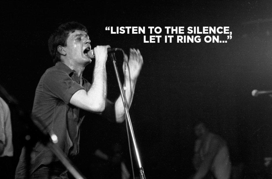 Joy Division Lyrics - Transmission