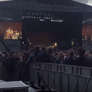 The Last Shadow Puppers At Open'er Festival Poland