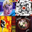 Best Albums of 1991 image Blur, Guns N Roses, Smas