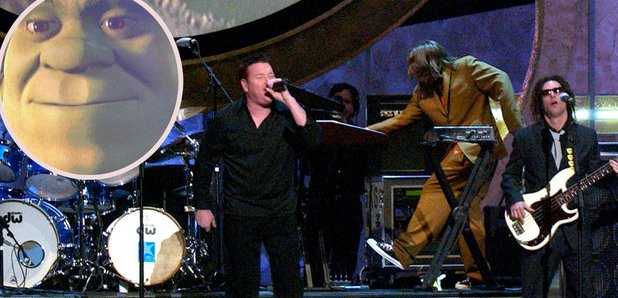 Smash Mouth performance image Getty