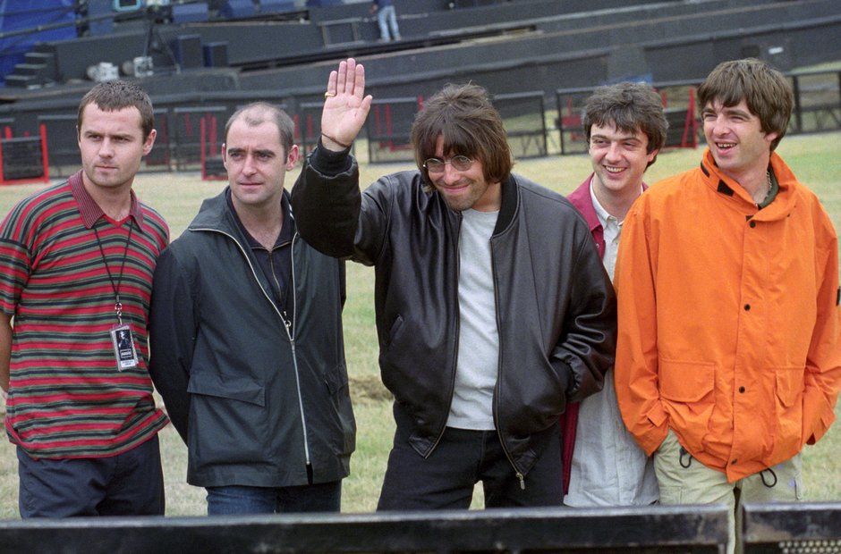 Oasis Live At Knebworth, 1996: 21 Years On - Radio X Oasis Band 1995