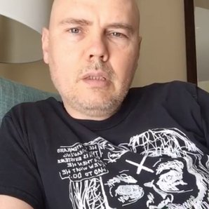 Billy Corgan Facebook Live 2016