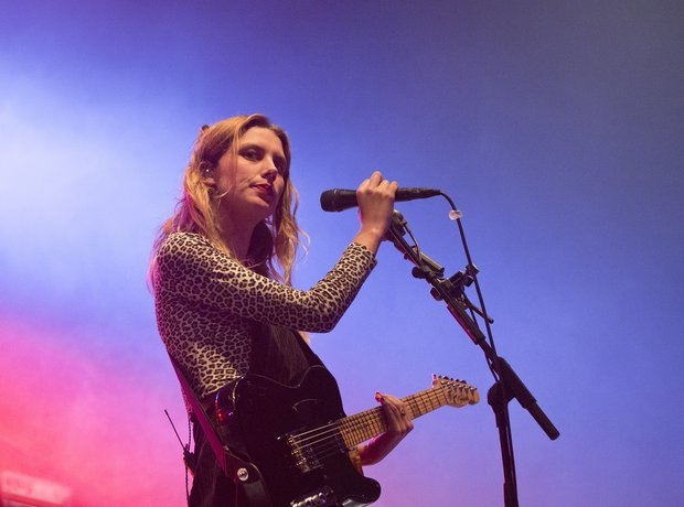 Wolf Alice at Boardmasters Festival 2016
