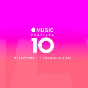 Apple Music 10 Festival image