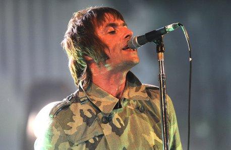Liam Gallagher 2011