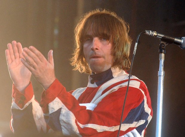 Liam Gallagher Isle Of Wight Festival 2011