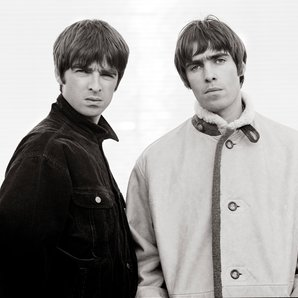 Oasis Supersonic Image Set Liam Gallagher Noel Gal