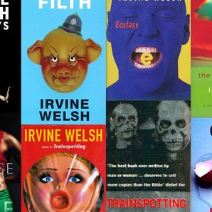 Irvine Welsh Books