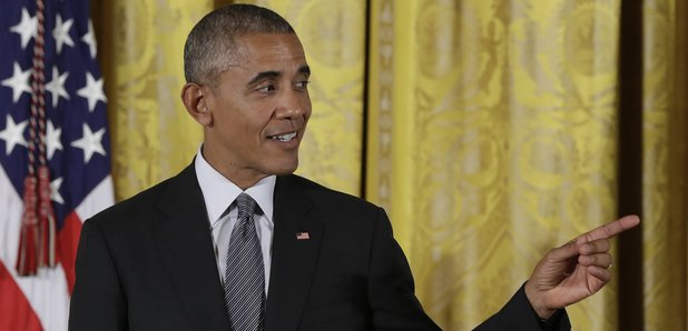President Obama 2016