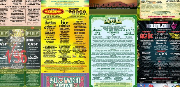 Classic Festival Posters