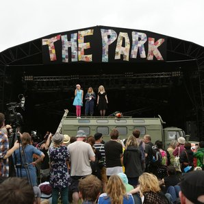 The Park Pussy Riot