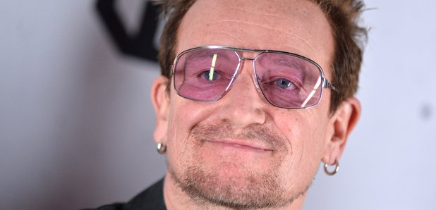 Bono Press Glamour Man of Year