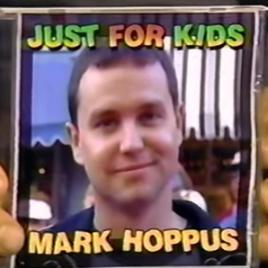 Mark Hoppus Just For Kids Spoof CD Jimmy Kimmel