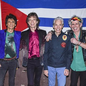 The Rolling Stones Havana Moon concert film press