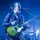 Thom Yorke Radiohead performing 2016