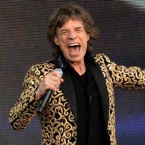 Mick Jagger 2016