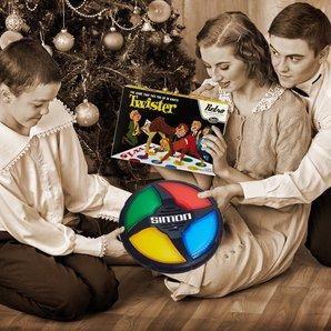 Retro Christmas Toys