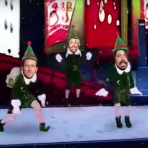 Foo Fighters Elves