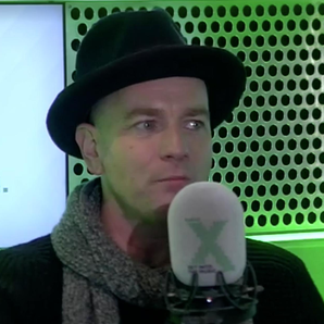 Ewan McGregor on the Chris Moyles show