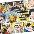Comic Strip Love Songs